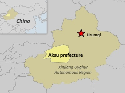 Uyghur Given Prison Term, Allegedly for Viewing Film