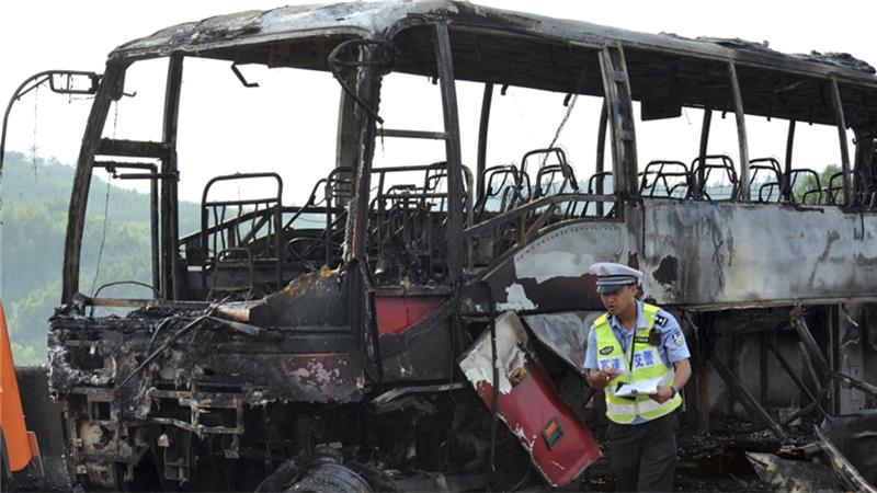 Minitrue: Don't Exaggerate Hunan Bus Fire