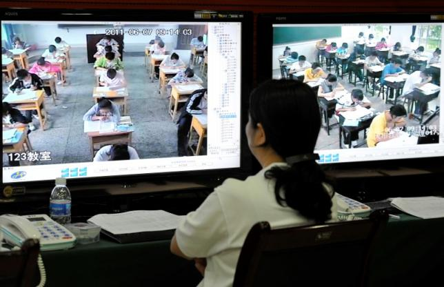 China Uses Technology and Law to Fight Cheating