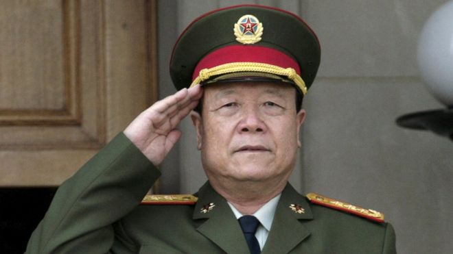 Former General Guo Boxiong Sentenced to Life in Prison