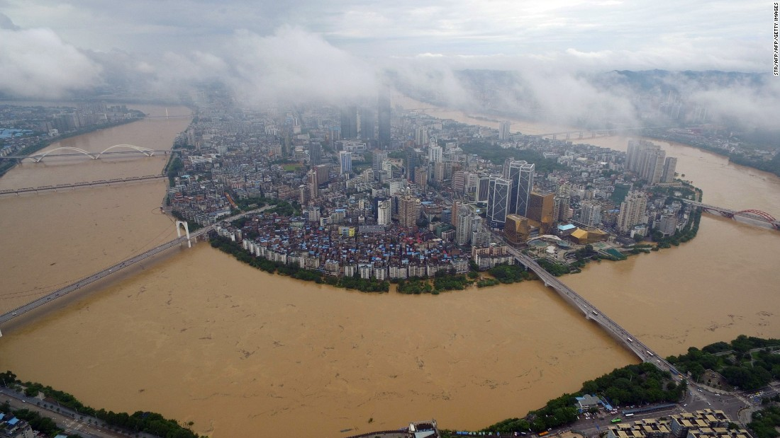 Severe Flood Damage Traced to Corruption, Overbuilding