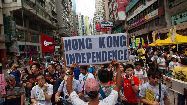 HK Legislative Candidates Must Take Pro-China Pledge