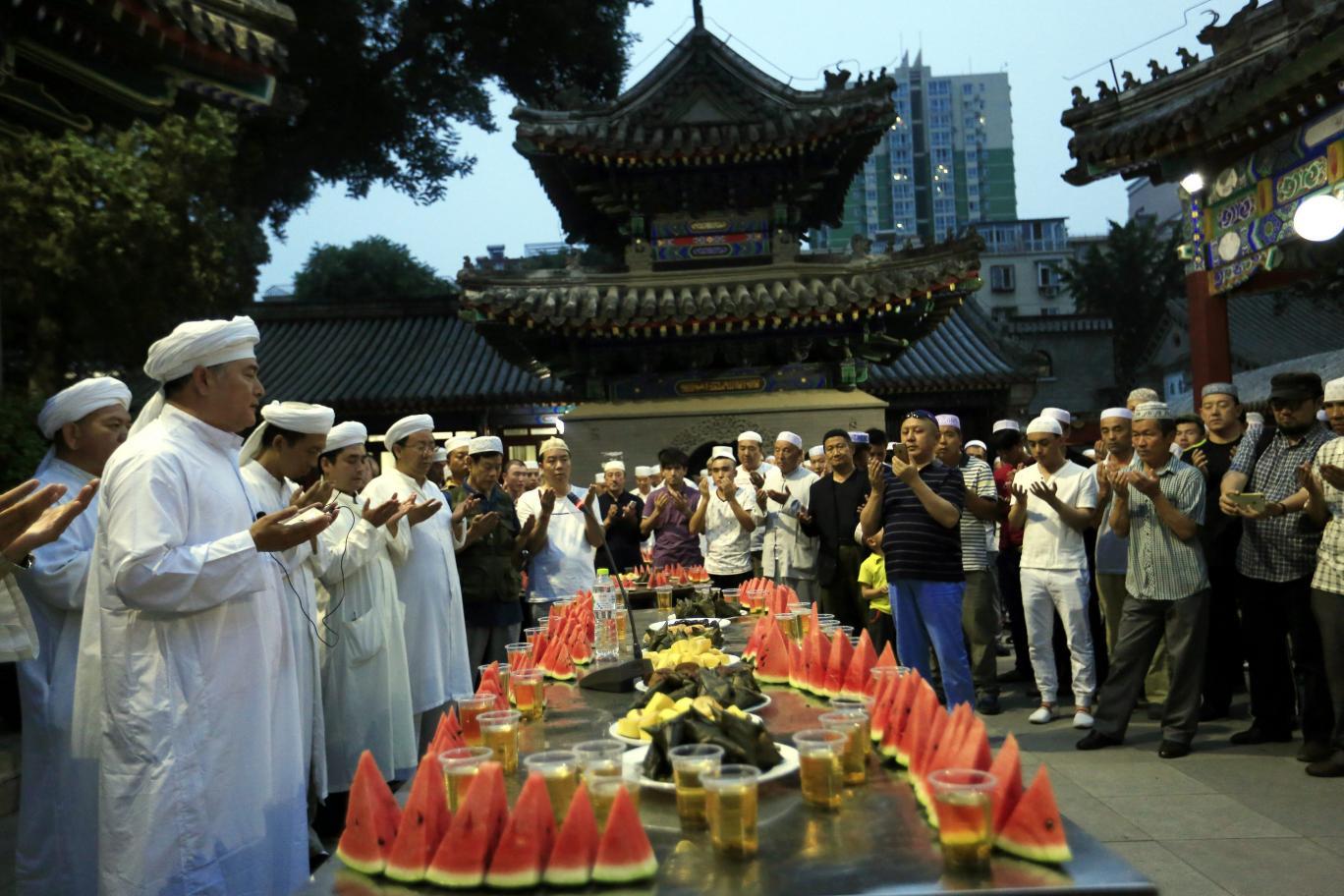 Xinjiang Imposes Selective Fasting Ban