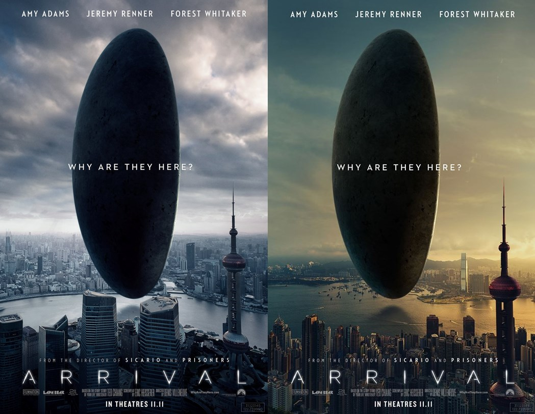 Alien Invasion Movie Poster Stirs Anger in Hong Kong