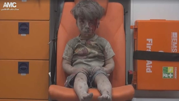 CCTV Report Casts Doubt on Images of Syrian Child