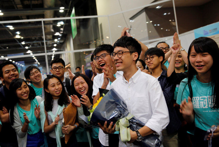 Struggle Over HK's Identity to Continue After Election