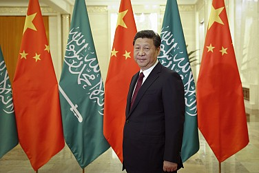 China's Changing Security Strategy in the Middle East