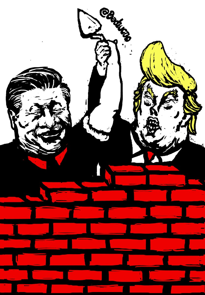 What the Chinese State Thinks About President Trump