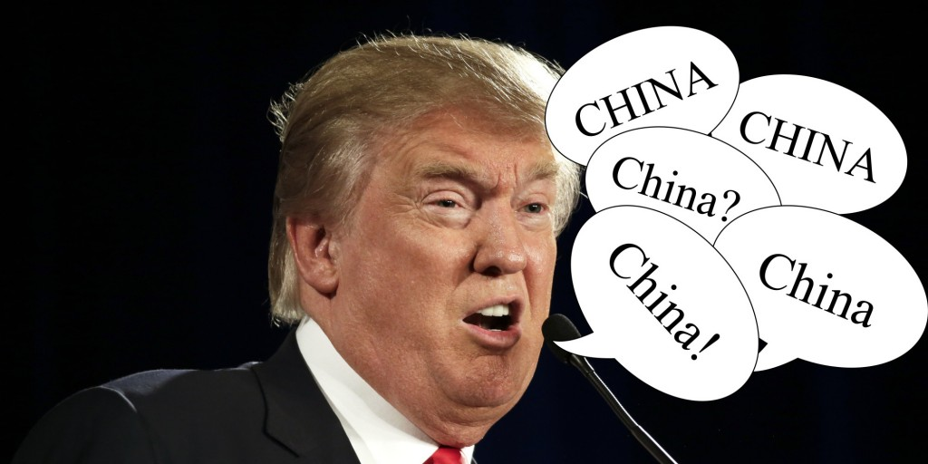 Rhetoric vs. Reality in Trump's Stance on China