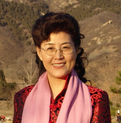 Person of the Week: Cai Xia
