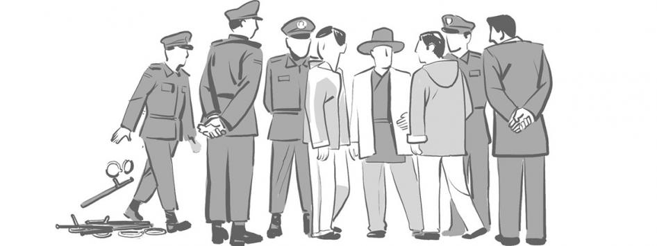 HRW's Illustrated Glossary of Repression in Tibet