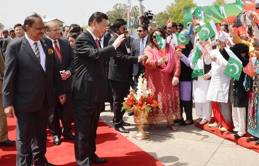 China May Establish Naval Base in Pakistan