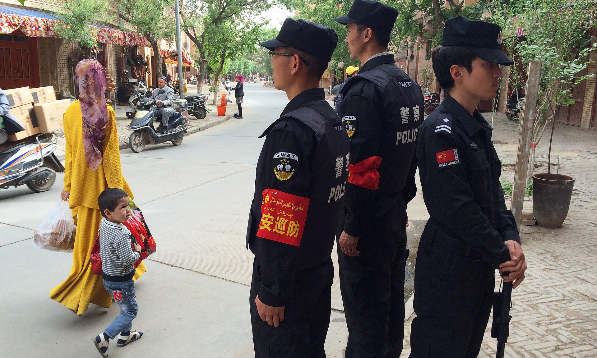 The 'Perfect Police State' is Emerging in Xinjiang
