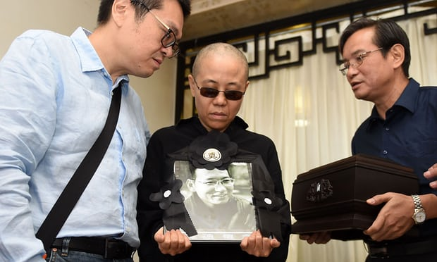 The 'Enforced Disappearance' of Liu Xia