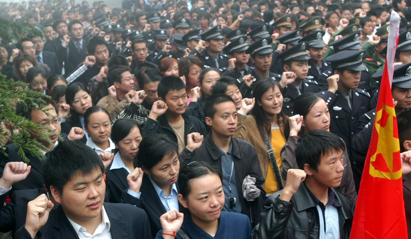 China Steps Up Ideology Drive Among Youth