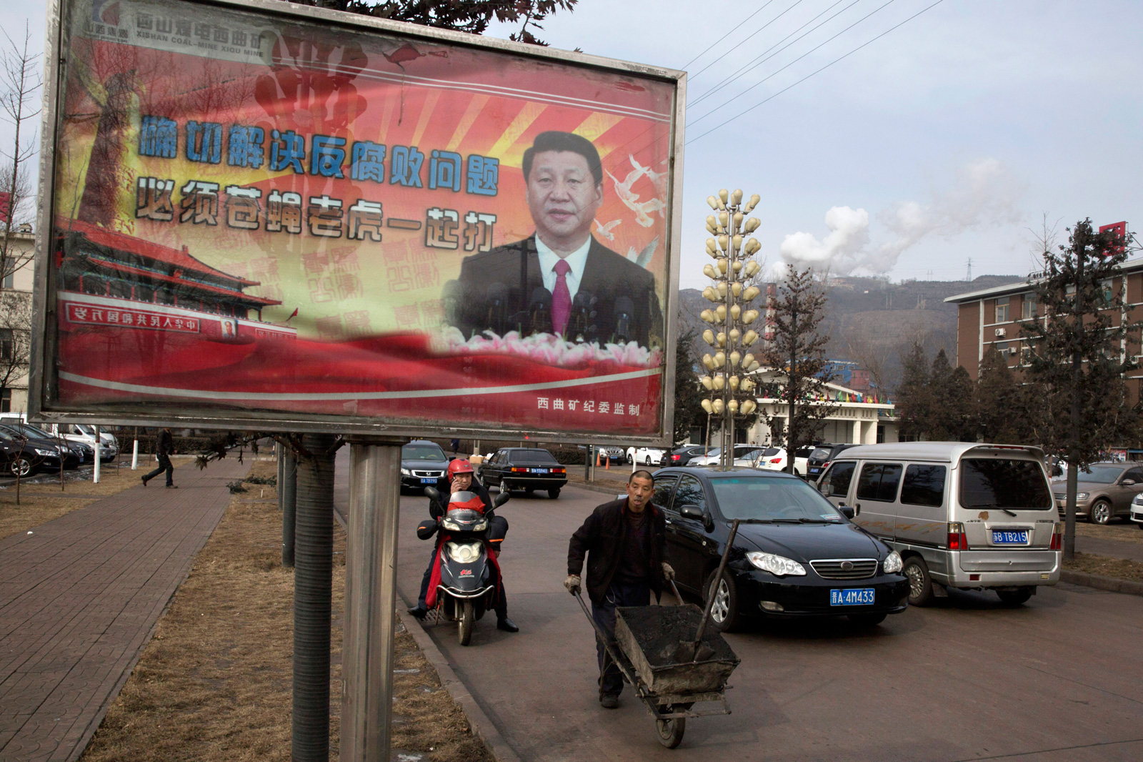 Chinese Censorship Comes Out of the Shadows