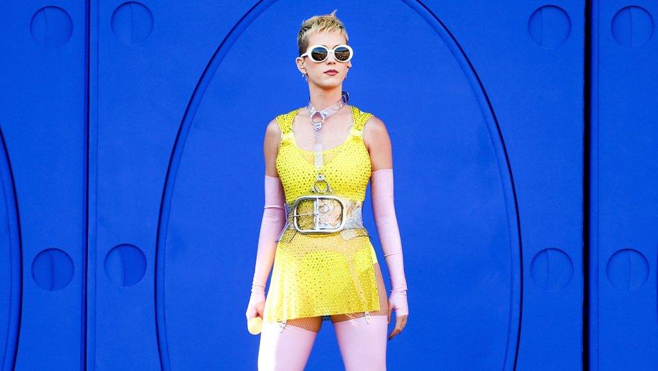 "Katy Perry ""Banned"" Amid Fashion Show Setbacks"