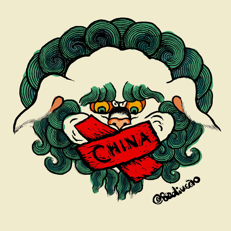 Badiucao: Silencing the Snow Lion