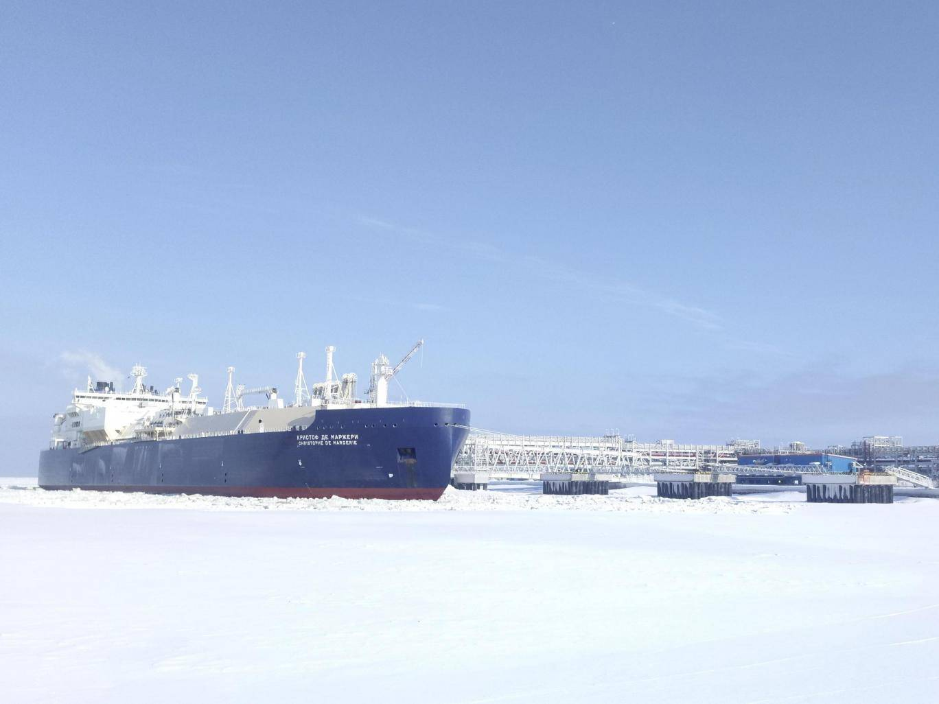 China Pushes 'Polar Silk Road' Into Arctic