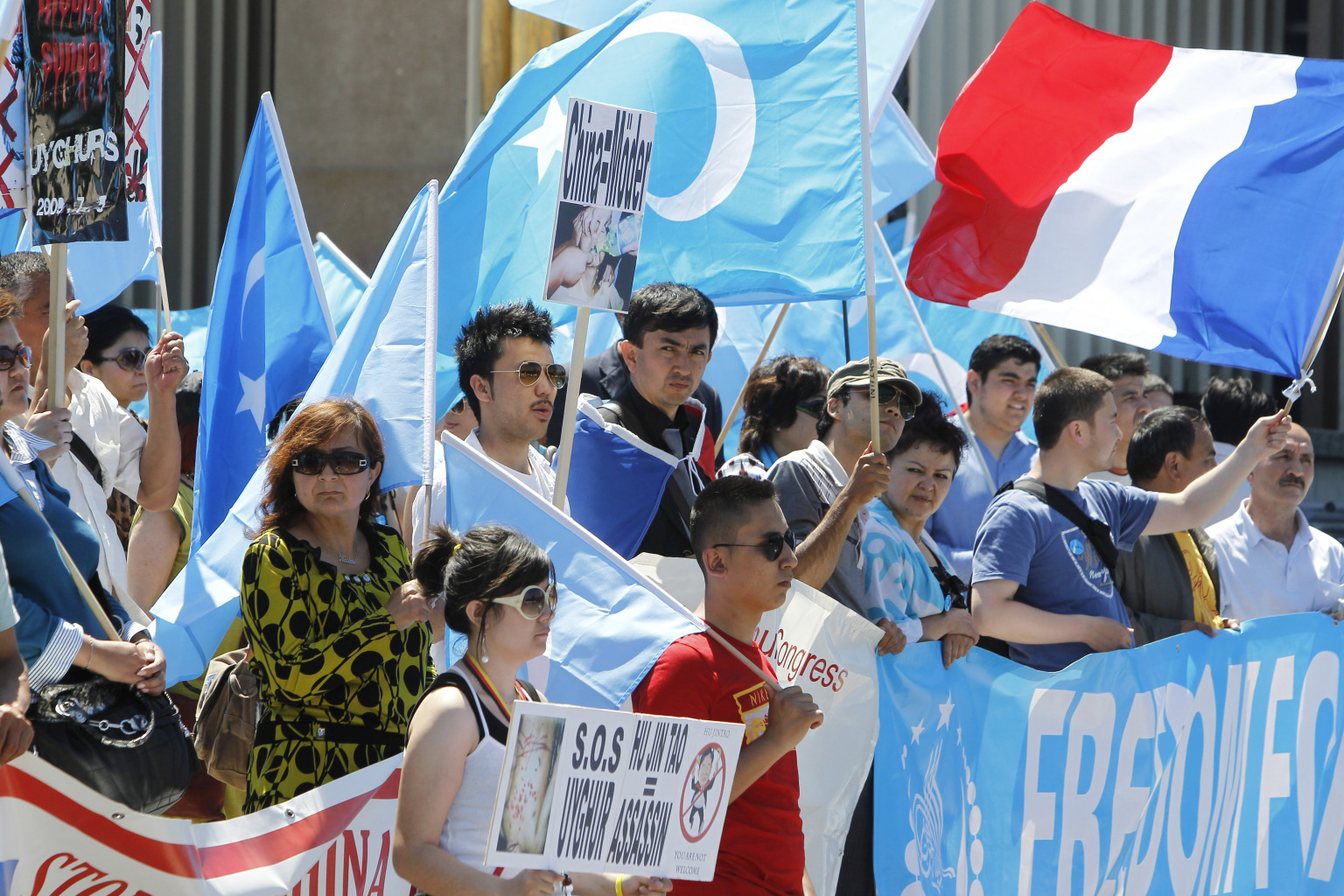 FP: China Demands Personal Info From French Uyghurs
