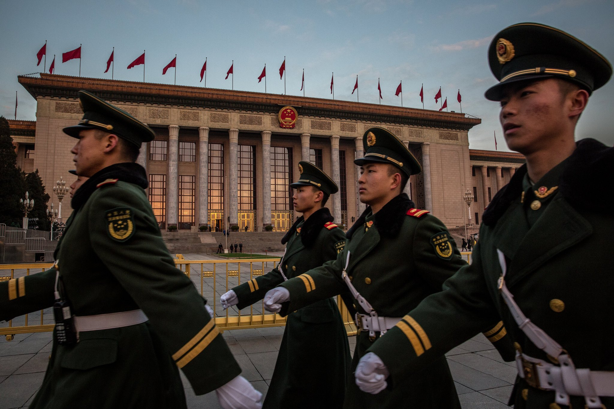 NPC Votes to Extend Xi's Rule Indefinitely