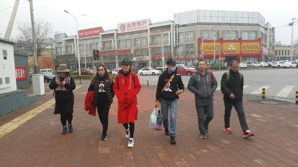 Li Wenzu Marks 1,000th Day of Husband's Disappearance