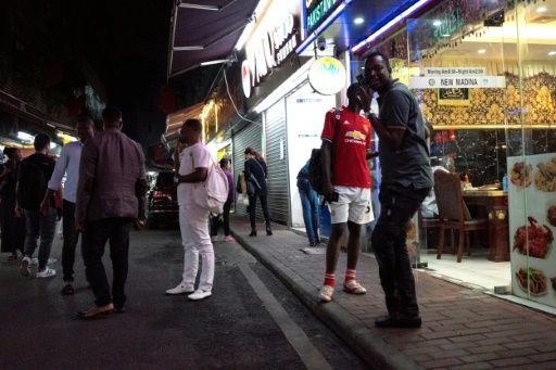 "Crackdown in Guangzhou's ""Little Africa"" Stokes Fear"