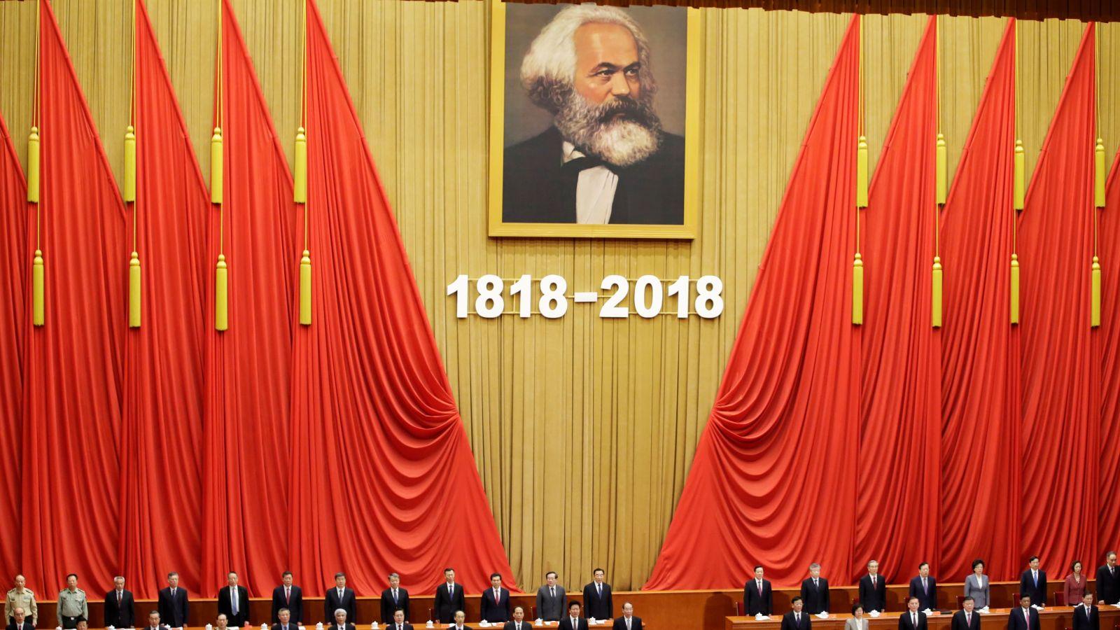 Xi Jinping: Stick to Karl Marx's True Path