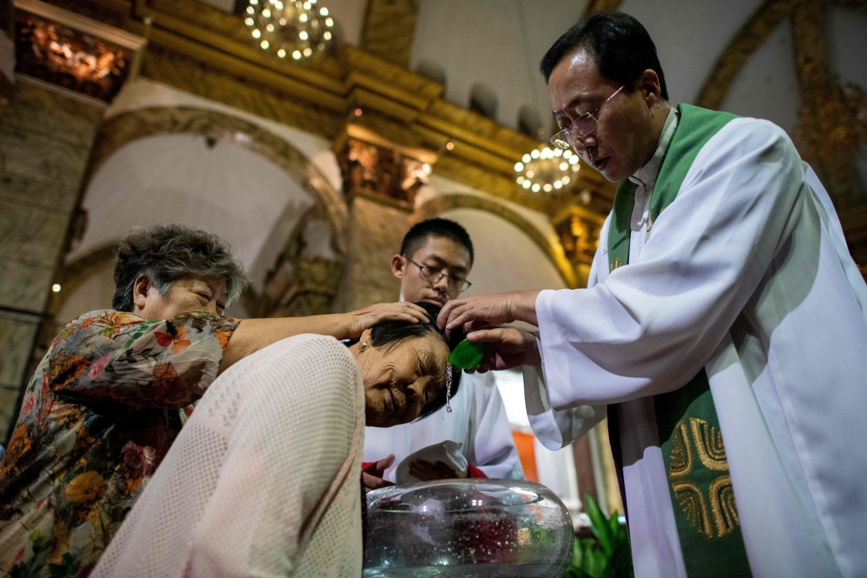 Vatican and China Reach Deal on Appointing Bishops