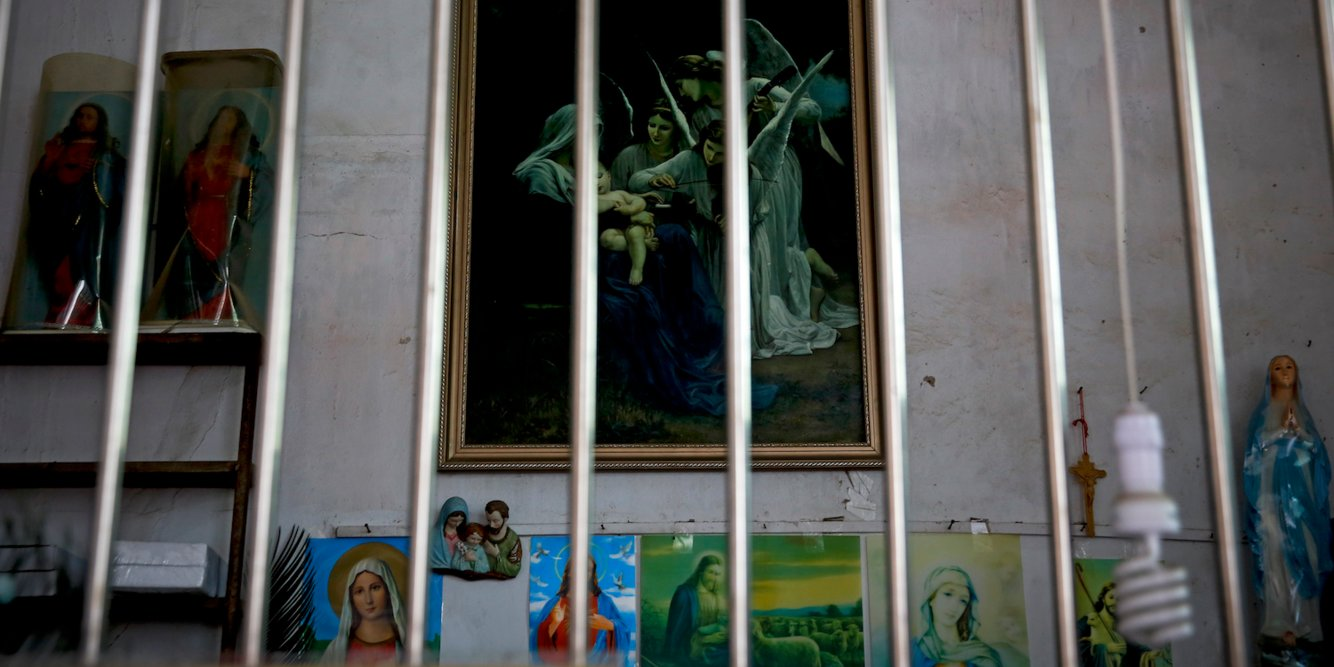 China Continues Crackdown on House Churches