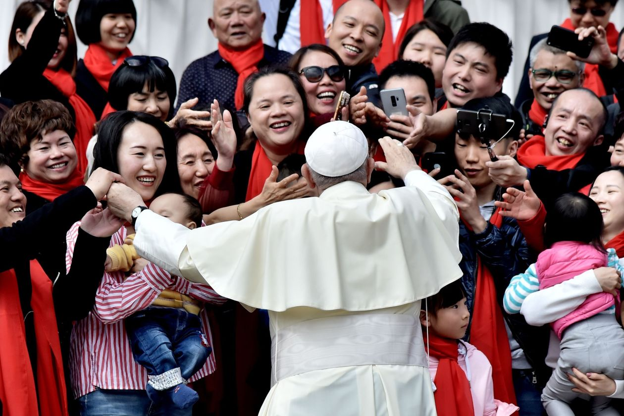 Vatican to Sign Deal with China Amid Crackdown