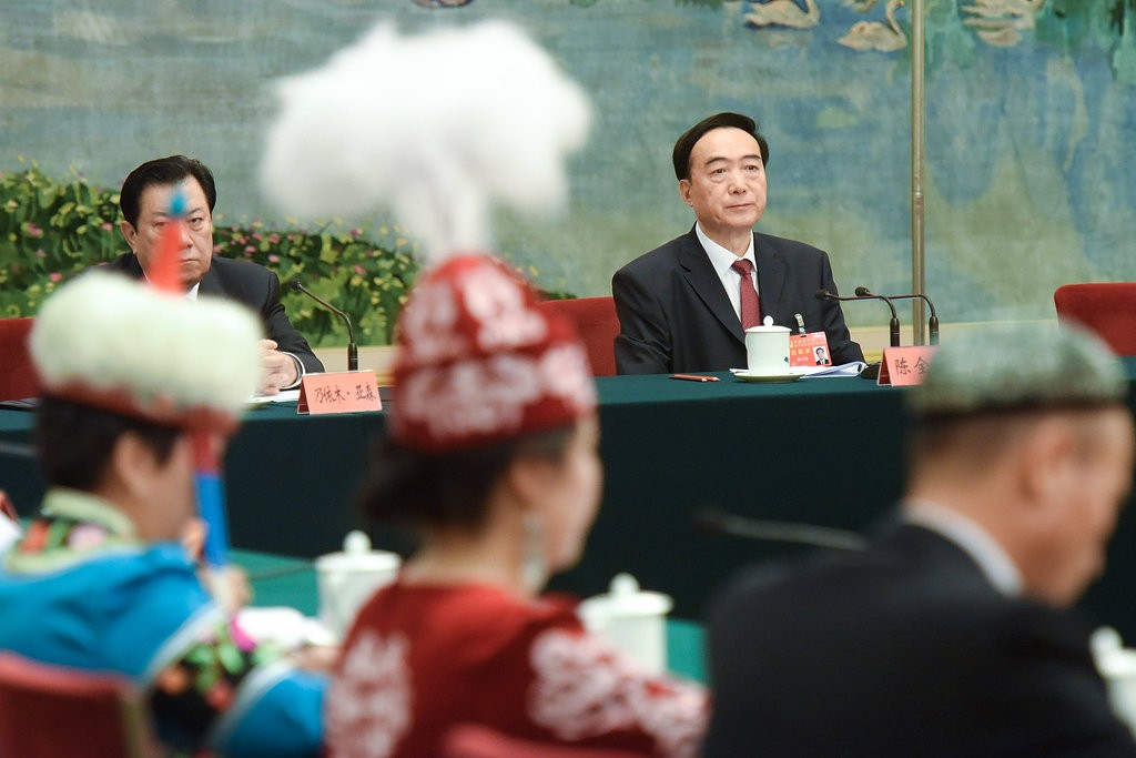 The History and Leaders Behind Xinjiang Policy