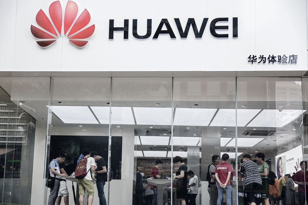 Canada Arrests Huawei CFO for Extradition to U.S.