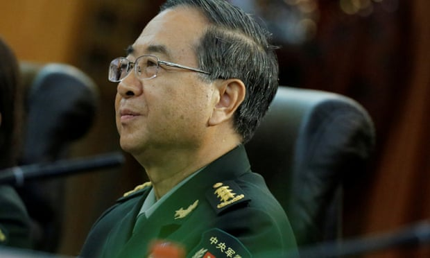 Former Military Chief Sentenced for Corruption