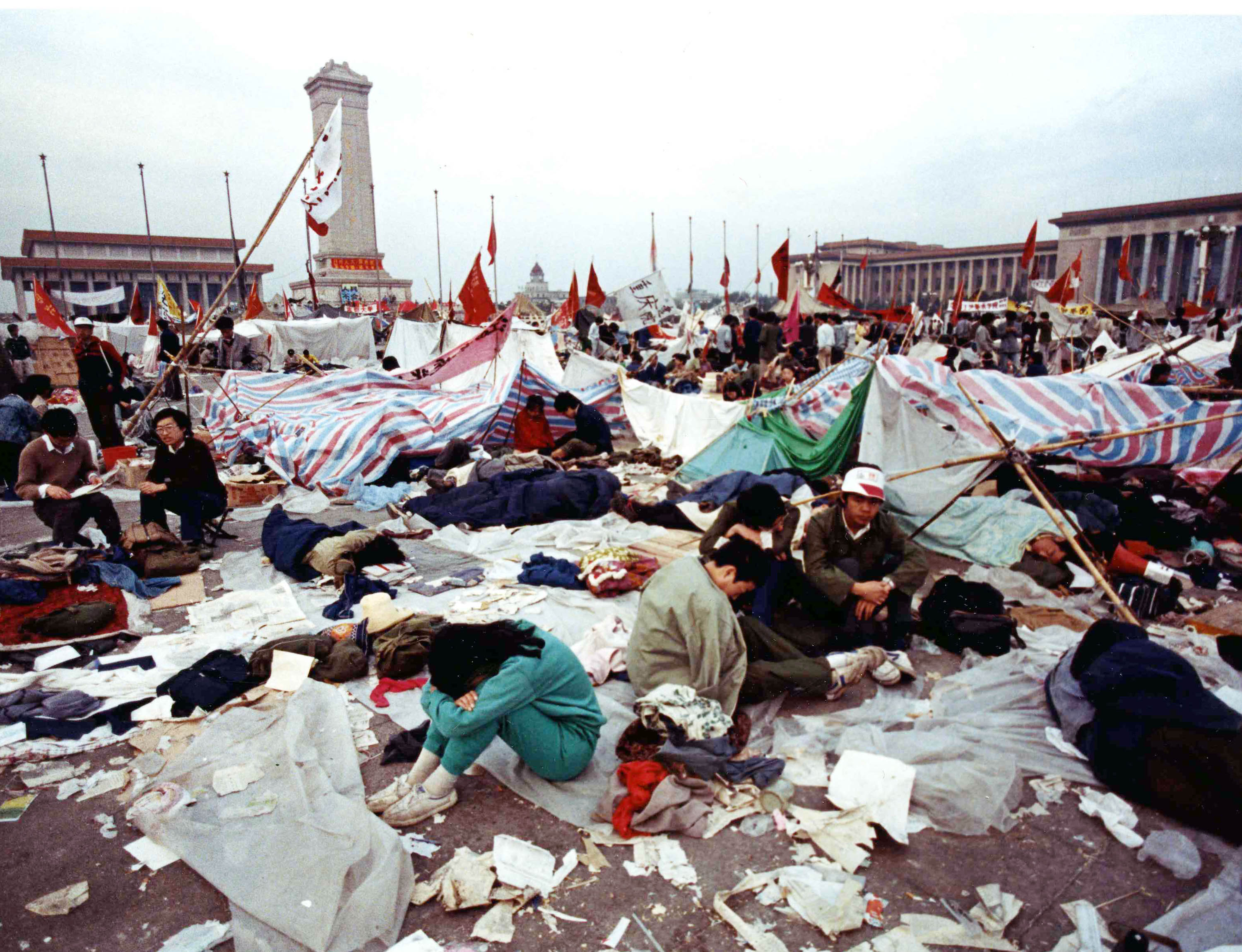 30 Years Ago: Shortages Begin to Cripple Beijing