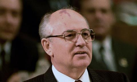 30 Years Ago: Gorbachev Calls Protesters 'Hotheads'
