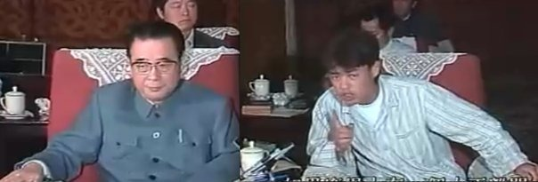 30 Years Ago: Li Peng Meets Student Representatives