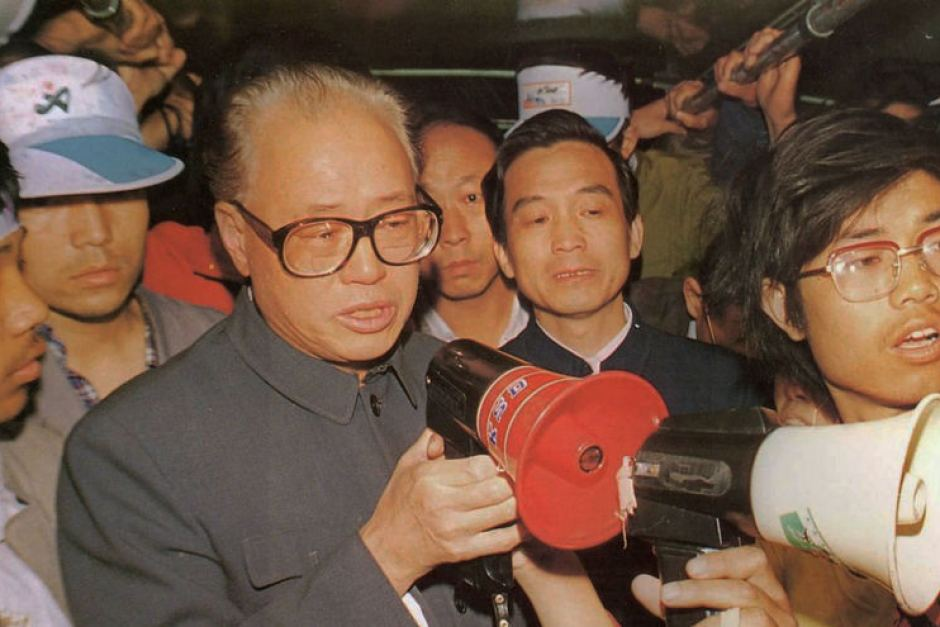"""30 Years Ago: Zhao Ziyang: """"We Came Too Late"""""""