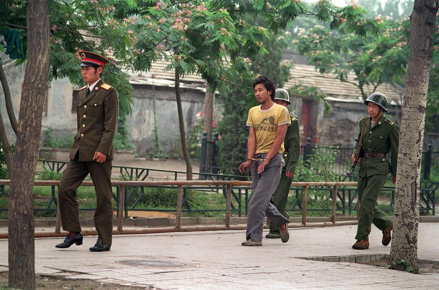 30 Years Ago: Beijing Reports Arrest of 11 Protesters