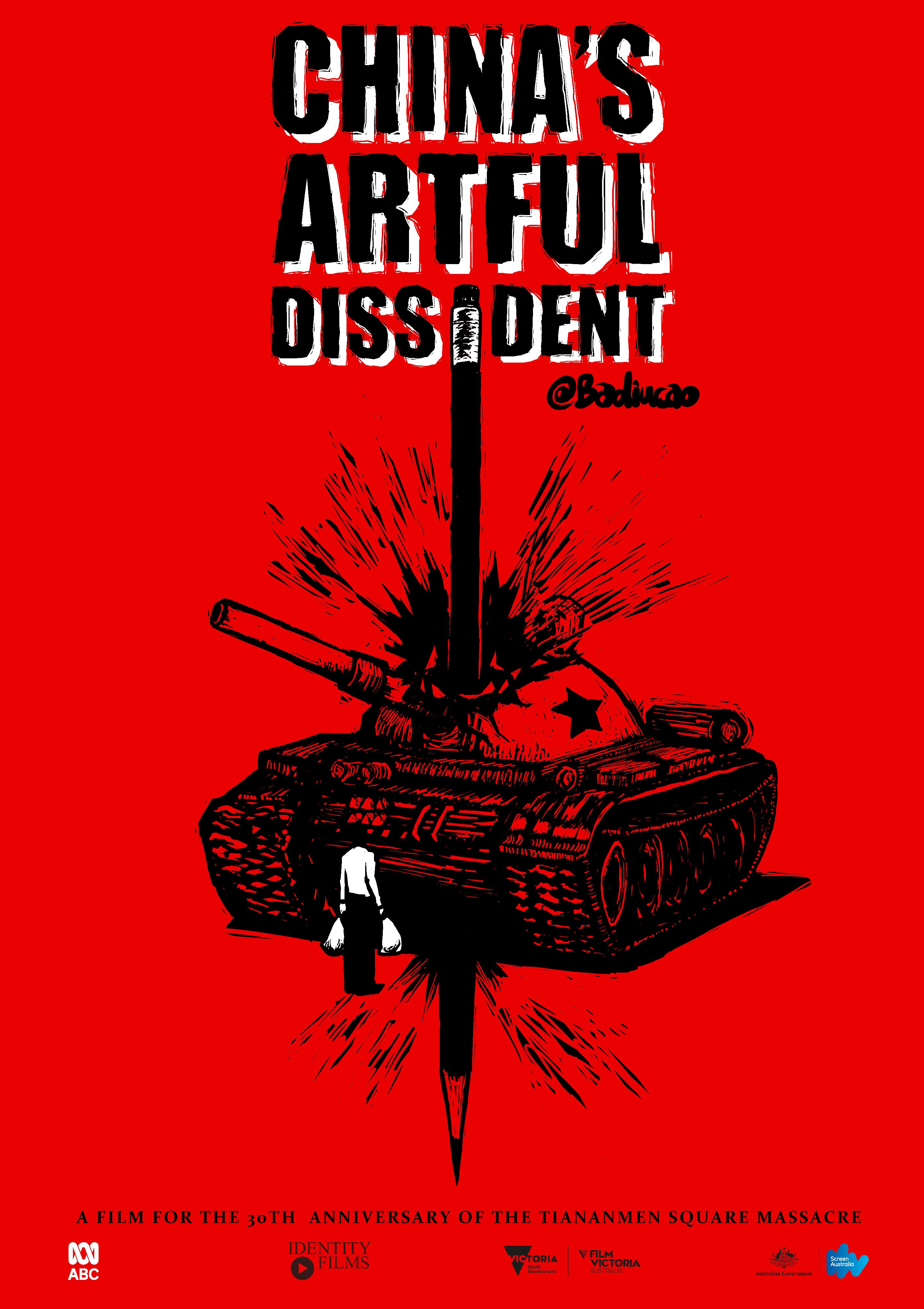 "Badiucao, ""China's Artful Dissident"""