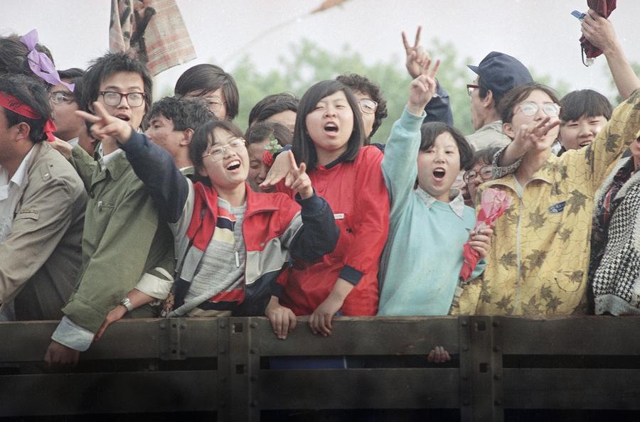 30 Years Ago: Beijing Spring