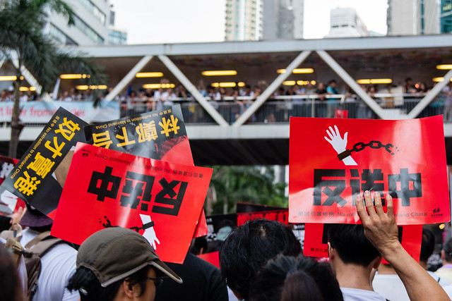 Beijing's Dilemma Over Hong Kong Protests