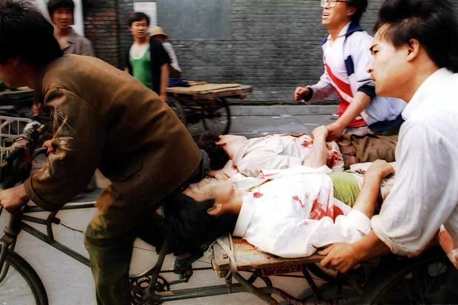 30 Years Ago: Crackdown in Beijing