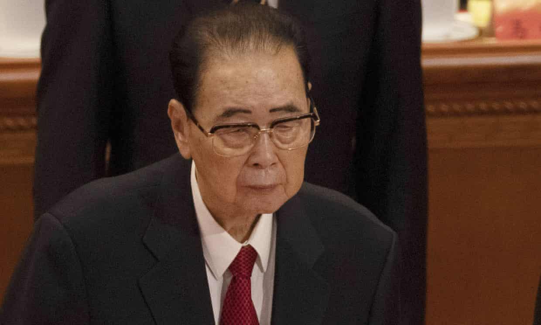 Former Premier Li Peng Dies