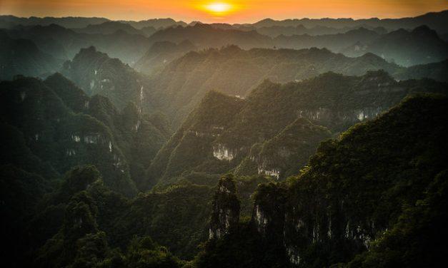 Photo: Guizhou, China, by Lei Han