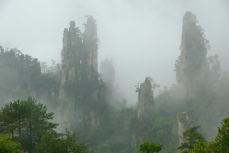 Photo: Untitled (Zhangjiajie), by 郭瑞霖