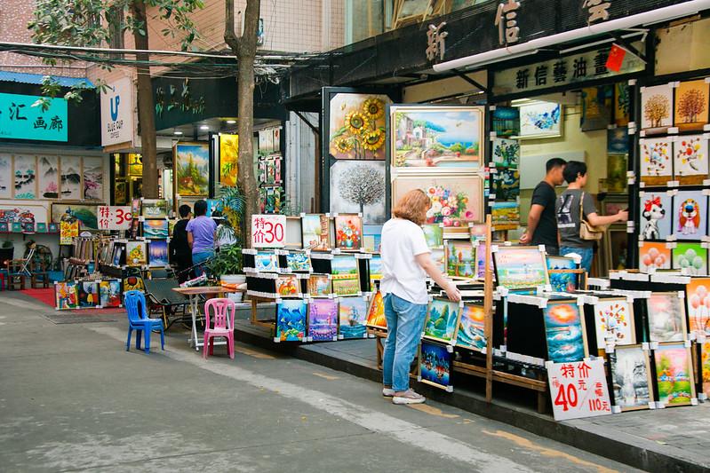 Photo: Shenzhen, by Mitch Altman