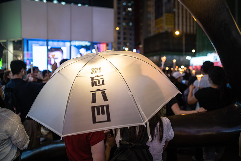 Photo: Untitled (Hong Kong, June 4), by Studio Incendo