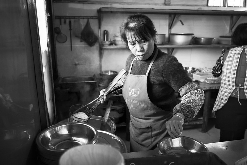 Photo: Noodle Restaurant, Guangxi, by vhines200