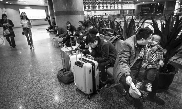 Photo: Beijing West Station, by vhines200